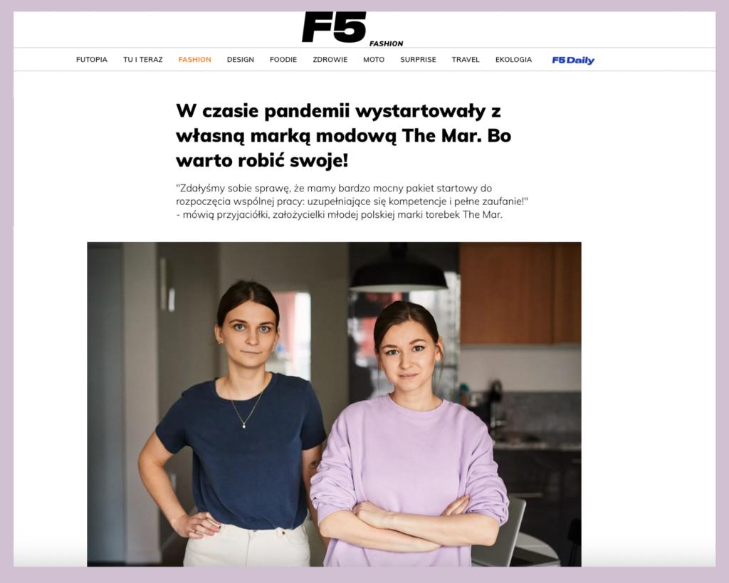 Link do wywiadu w F5